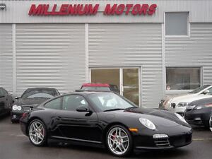 2009 Porsche 911 CARRERA 4S AWD / 6-SPEED / NAVI / ONLY 41, 000