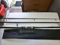 Freshwater or light Sea Rods and Reels