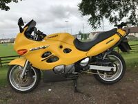 1999 SUZUKI GSX600F VERY CLEAN BIKE WITH LONG MOT RUNNING WELL ONLY £1399 AT KICKSTART