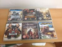 PS3 Games----16 in total