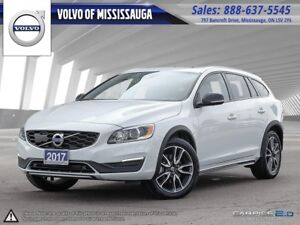 2017 Volvo V60 Cross Country T5 AWD Premier from 0%-6Yr/160, 000