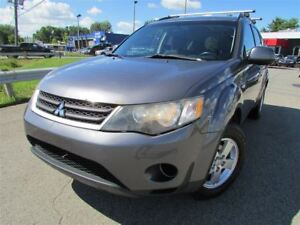 2008 Mitsubishi Outlander LS 4WD A/C BLUETOOTH CRUISE MAGS!!!