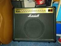 Marshall JCM 600 valve amp