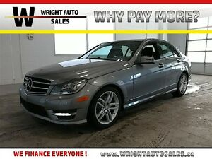 2014 Mercedes-Benz C-Class 300| AWD| LEATHER| SUNROOF| BLUETOOTH