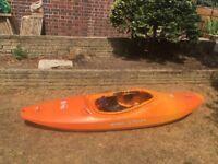 Single Sit-in Kayak For Sale