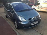2008 Citroen Xsara Picasso, 1.6 Diesel Low Mileage, Good Runner and Excellent Condition all round