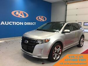 2011 Ford Edge Sport, HEATED SEATS, BLUETOOTH, BACK UP CAM, FINA