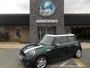 2008 MINI COOPER S PANO ROOF! AS TRADED SPECIAL!