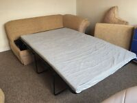 Double sofa Bed for sale