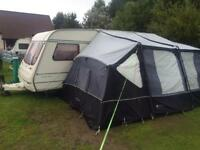 Pro Carbon EX Awning by Outdoor Revolution
