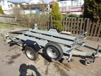 Erde Pro Built 3 bike trailer...NO OFFERS