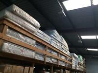 Single mattress from £50 double from £60
