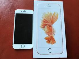 Apple iPhone 6s 32GB network free £140 no offers