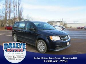 2014 Dodge Grand Caravan SE! Low KMS! Trade-In! Save!