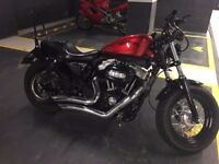 Harley-Davidson Sportster Forty Eight XL1200X