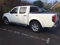 Nissan navarah pick up truck