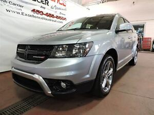 2016 Dodge Journey CROSSROAD, NAV, TOIT OUVRANT, 7 PASSAGERS