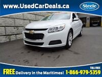 2015 Chevrolet Malibu 1LT 2.5L Sunroof Fully Equipped Alloys