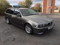 BMW 525 sport. SPARES/REPAIRS