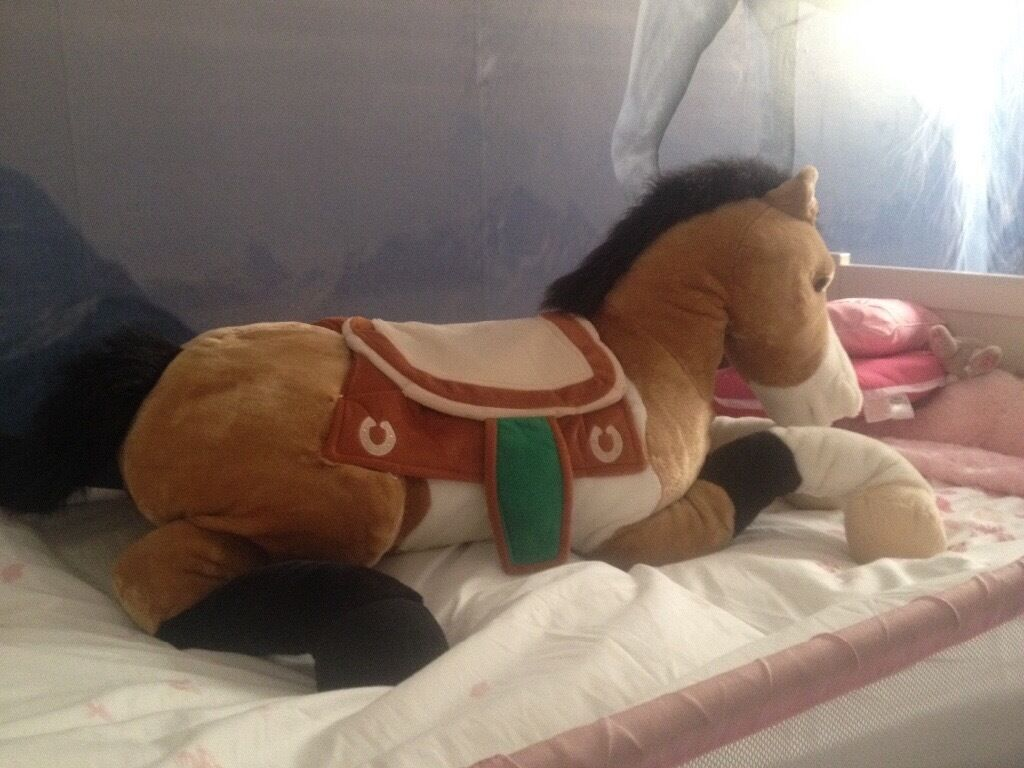Huge Horse Teddy