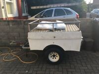 Trailer for sale needs some tlc