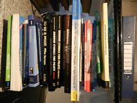 Large Collection Aviation Books suitable PPL(H) or (A)