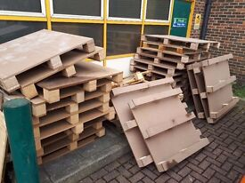 Free Pallets Collect From ME24ER