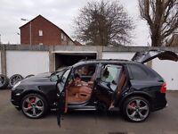 porsche cayenne turbo 4.8 500 bhp 2008 £100k when new 84k fsh immaculate