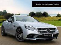 Mercedes-Benz SLC SLC 200 AMG LINE 2016-03-31
