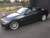 BMW 320i m sport convertible automatic 2008 must see