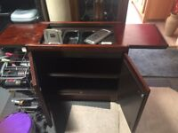 phillips hostess trolley used, but in good condition
