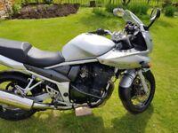 2005 Suzuki Bandit GSF650 in very good condition