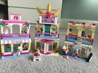 Lego Friends Heart Lake High Shopping Mall