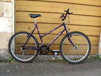 Ladies Raleigh Bike in very good condiction