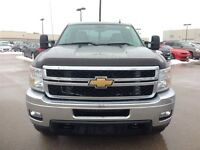 2013 Chevrolet SILVERADO 2500HD LTZ DIESEL HEATED & COOLED SEATS