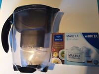 Brita Water Filtering Jug with 2 Extra filters