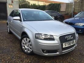 AUDI A3 1.6 2008, BMW 1 series, Vauxhall Astra , Ford Focus