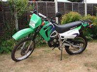 Kazuma Cheetah 125 Lifan GY Off Road Motorbike
