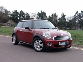 MINI Hatch 1.4 One 3dr,,,,,,,£3,795 p/x considered Hpi Clear