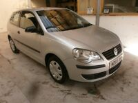 2005 VOLKSWAGEN POLO 1.2 E 3DOOR, HATCHBACK, NEW TIMING BELT, FULL SERVICE, DRIVES VERY NICE