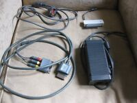XBOX 360 120GB HDD Console with cables