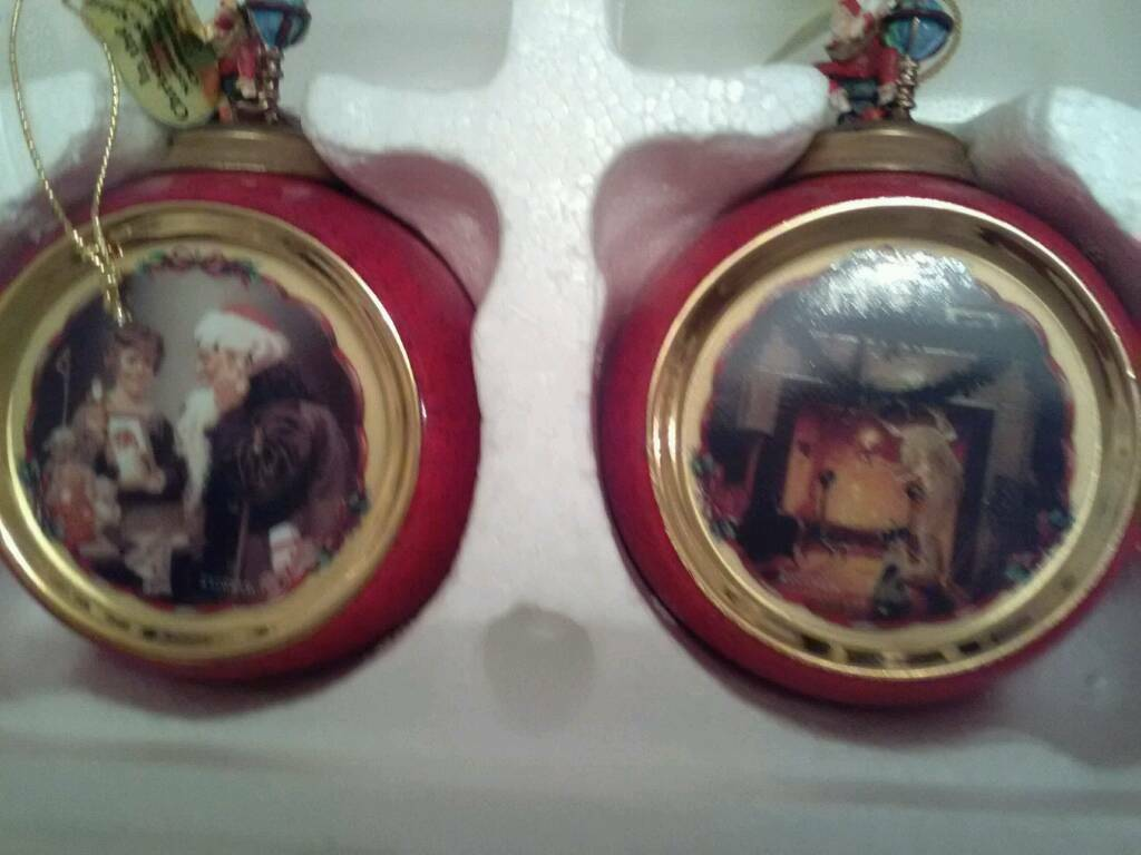 14 Bradford limited edition Christmas baubles..