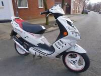 2007 Peugeot Speedfight 2 LC 70cc