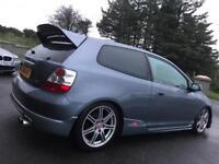 MINT HONDA CIVIC EP3 type r (integra,Crx,Subaru,accord,BMW,Audi,Lexus,altezza,Sierra)