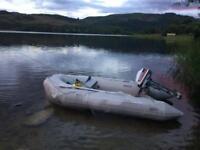 12ft Inflatable Rib