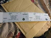 2 x Kaiser Chiefs tickets 03 March Manchester