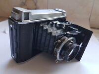 Vintage Voigtlander Bessa 46 Camera