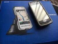 nokia 5230 navi unlocked brand new mobile phone