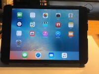 Apple iPad mini 1st Gen. 16GB, Wi-Fi, 7.9in - Black - excellent condition