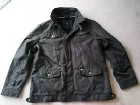 Jasper Conran coat, dark green, size XL